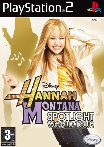 Descargar Hannah Montana Spotlight World Tour [MULTI5] por Torrent
